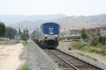 AMTK 115 Leads The Starlight North In Simi Valley
